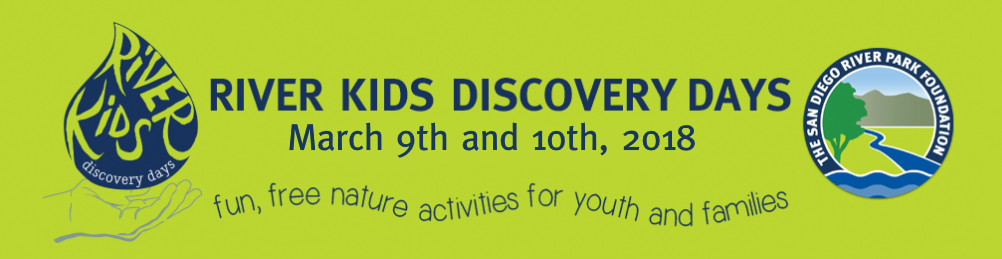 River Kids Discovery Days